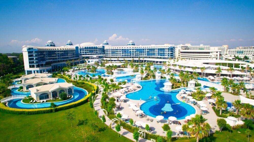 Sueno Hotels Deluxe Belek: