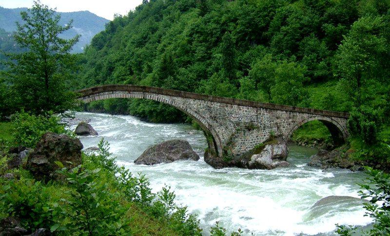 Ríos de Turquía