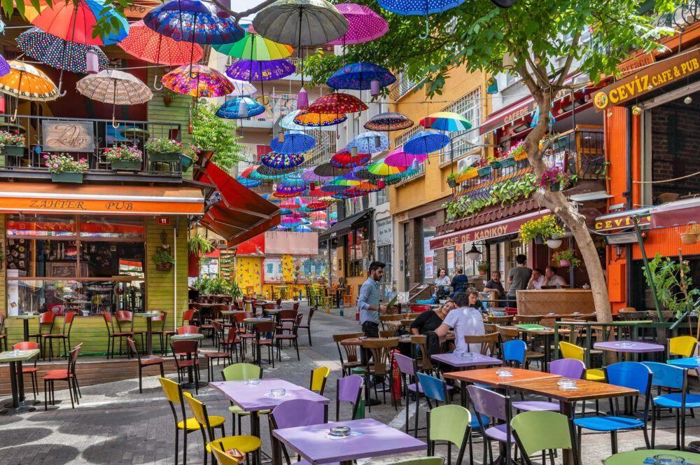Los 5 mejores restaurantes de Turquía