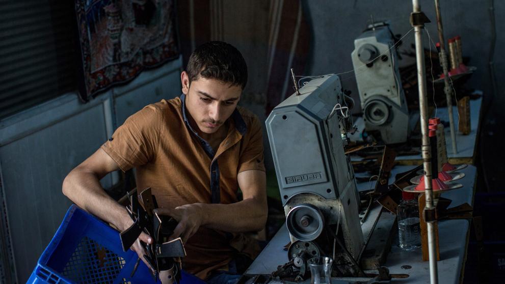 Trabajos en Turquía