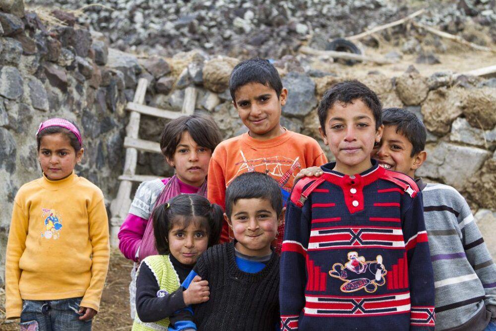 Actividades con niños en Turquía