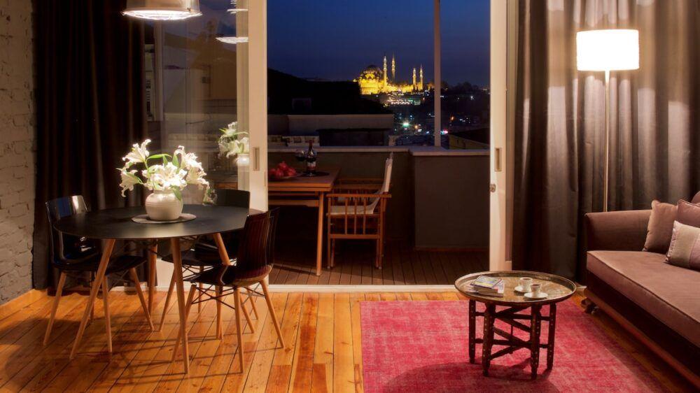 Airbnb en Turquía