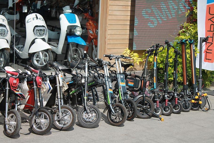 Alquiler de Scooters en Turquía
