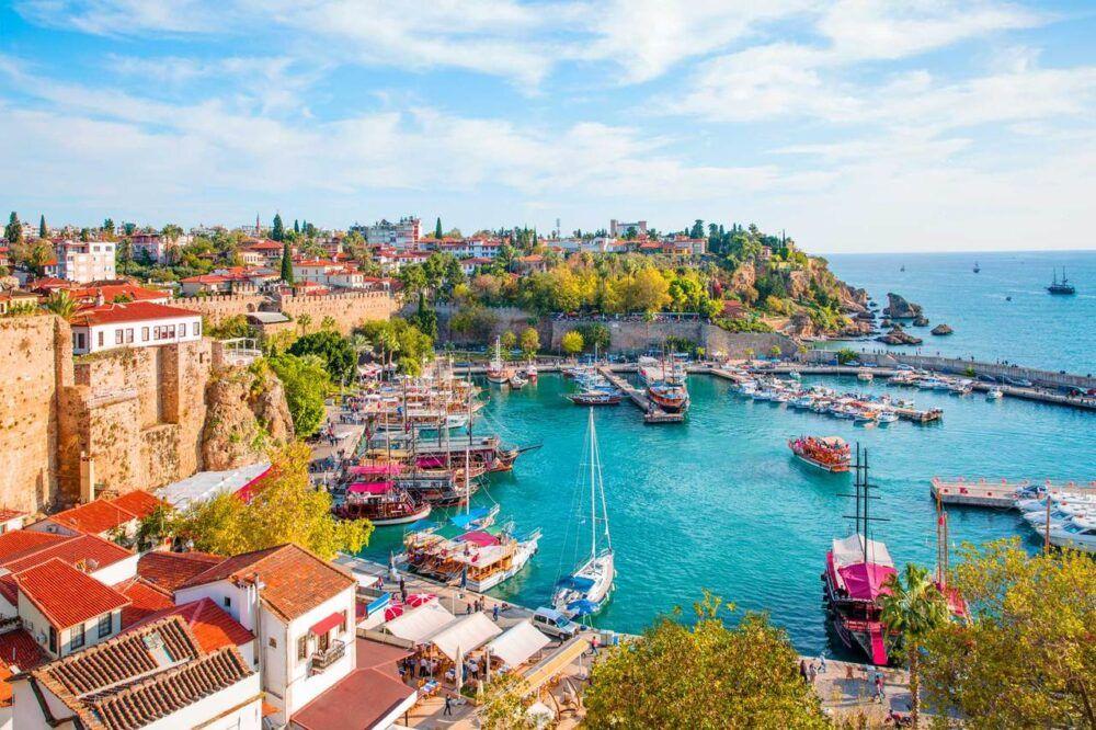 Antalya Kaleiçi. Turquía