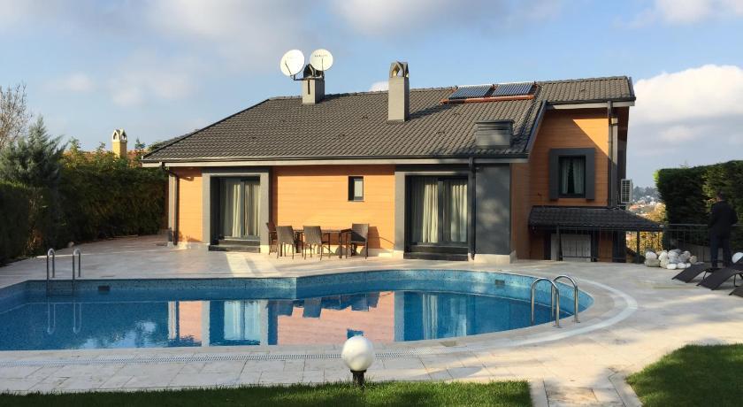 Villas con piscina privada Turquía