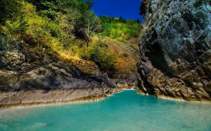Los 10 mejores lagos y embalses de Turquía