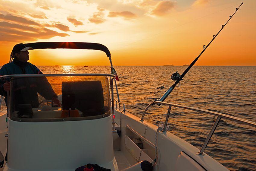 Mejores lugar donde pescar en Turquía