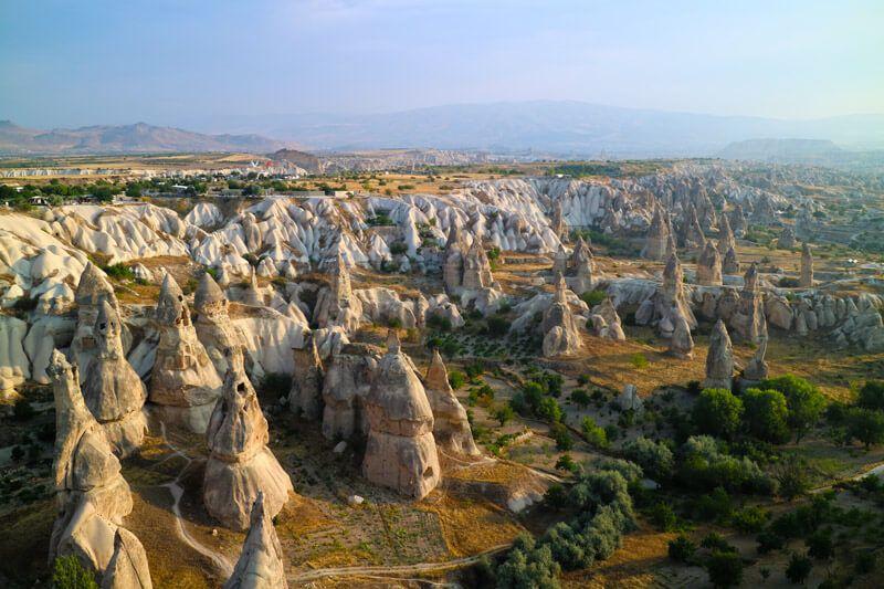 Qué ver en Turquía y alrededores
