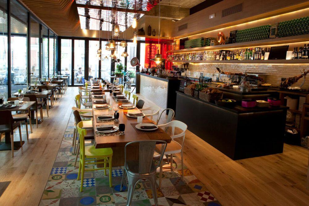 Restaurantes españoles en Turquía