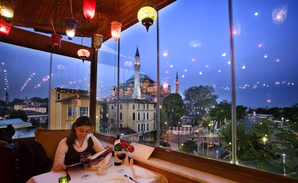 Restaurantes de lujo en Turquía