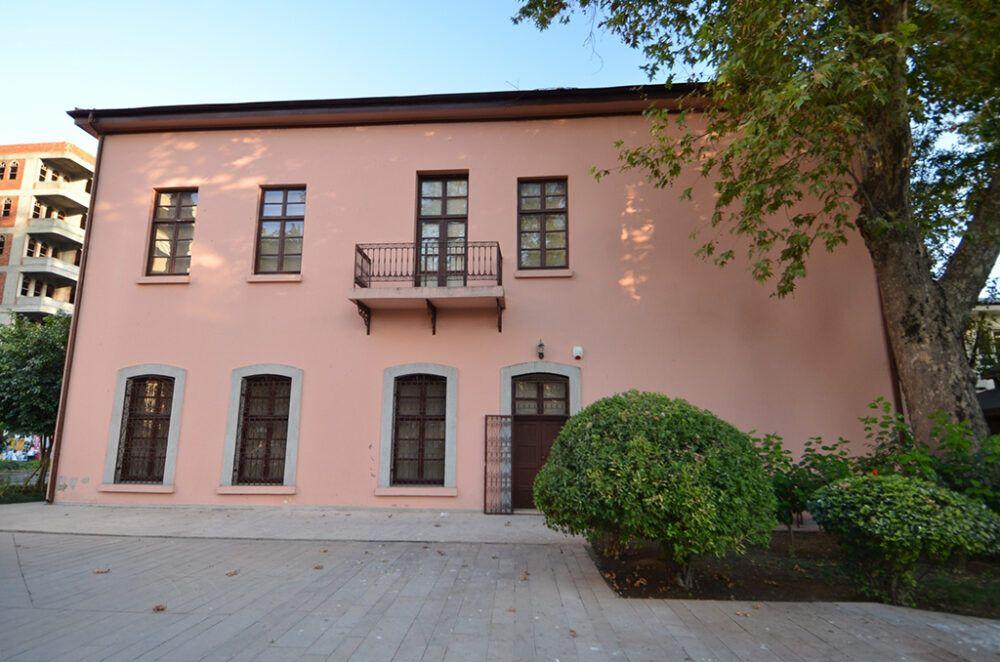 Atatürk's House Museum, Turquí