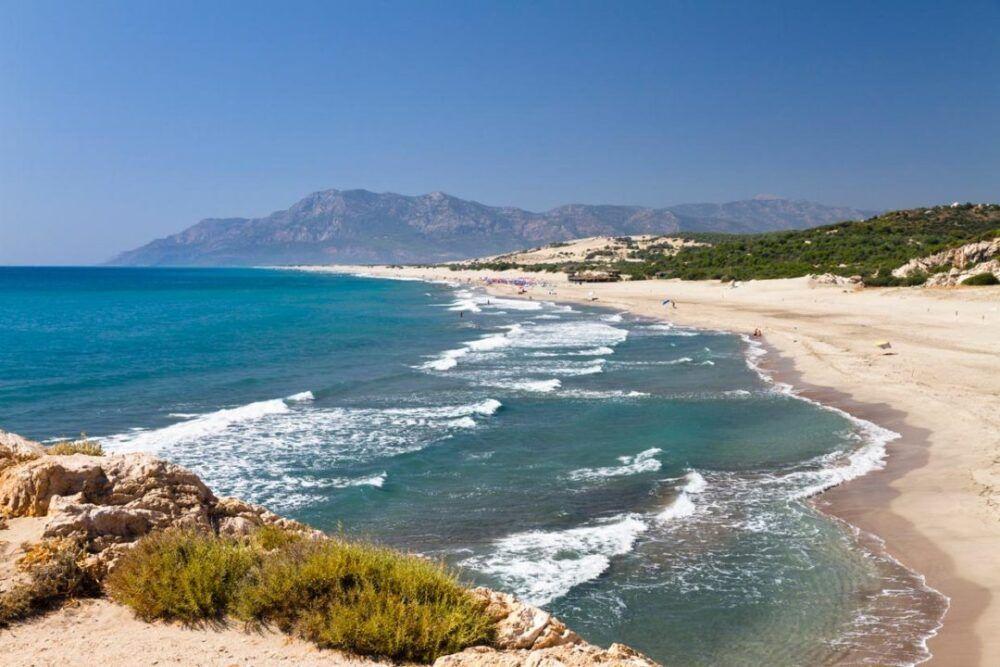 Playas de Turquía