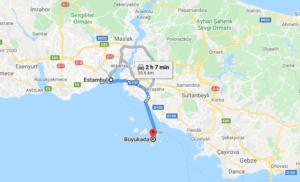 Cómo llegar a Büyükada, Turquía, desde Estambul