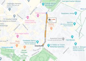 Cómo llegar a Museo arqueológico de Estambul, Turquía, desde Estambul