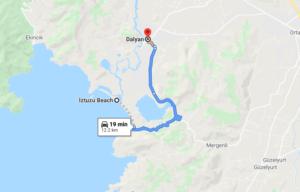 Cómo llegar a Playa Iztuzu, Turquía, desde Dalyan