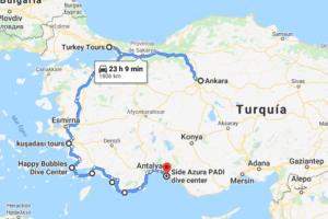 Mejores puntos donde hacer snorkeling en Turquía, desde Ankara