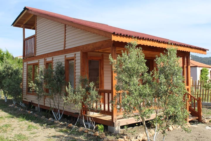 Bungalow Airbnb Turquía