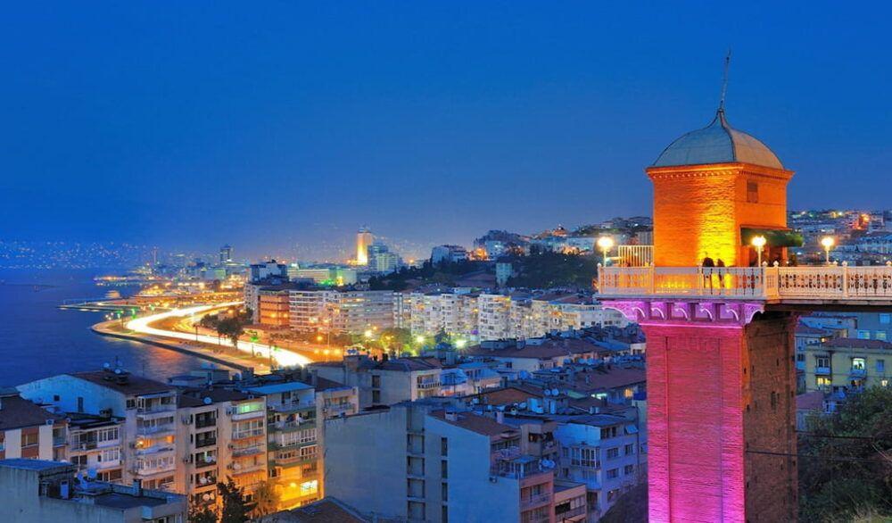 Asansor, Turquía