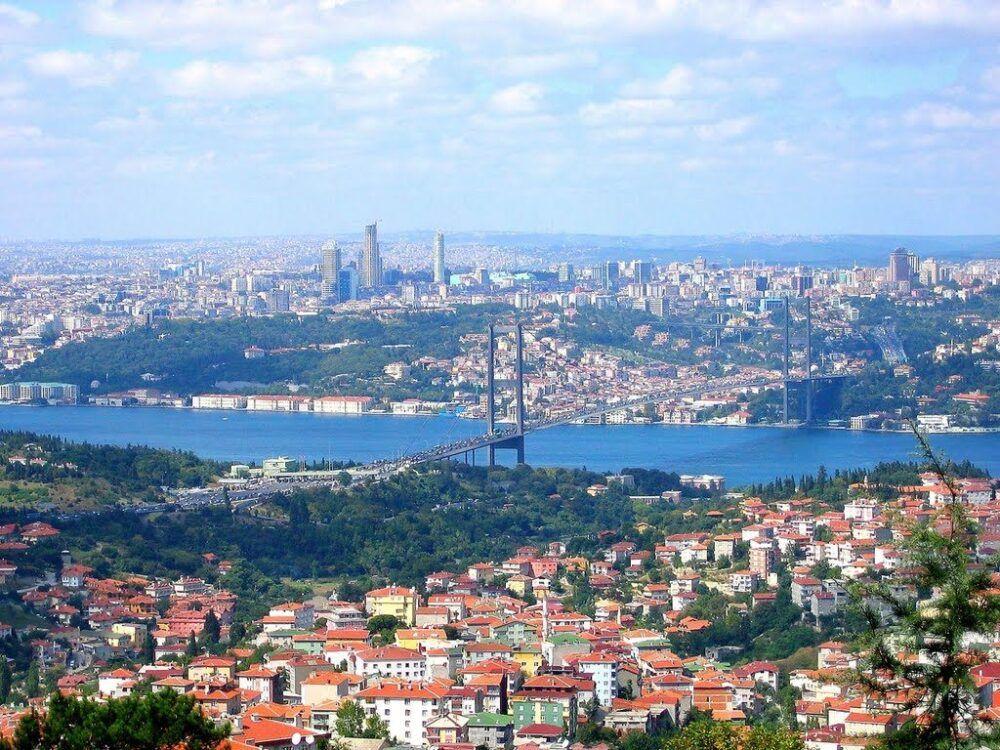 Camlica Hill, Turquía