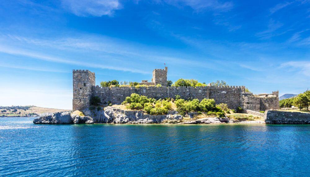 Castillo de San Pedro de Halicarnaso, Turquía