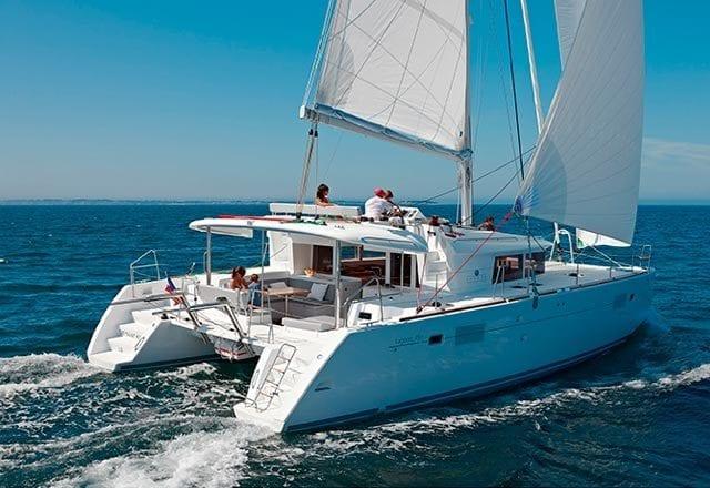 Turquía en catamarán