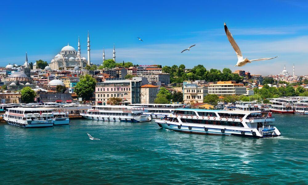 Cuerno de Oro, Turquía