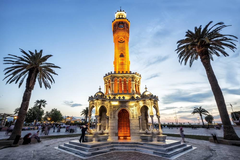 Torre del Reloj de Esmirna