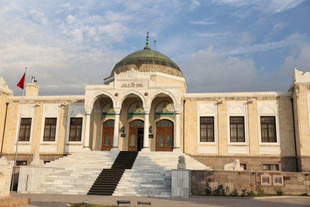 Ethnography Museum of Ankara