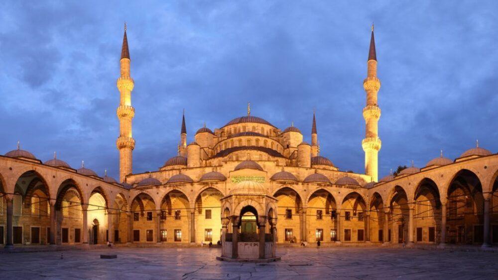 Fotografías de alta calidad en Turquía.