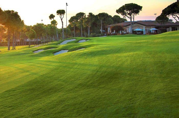 Golf en Turquía