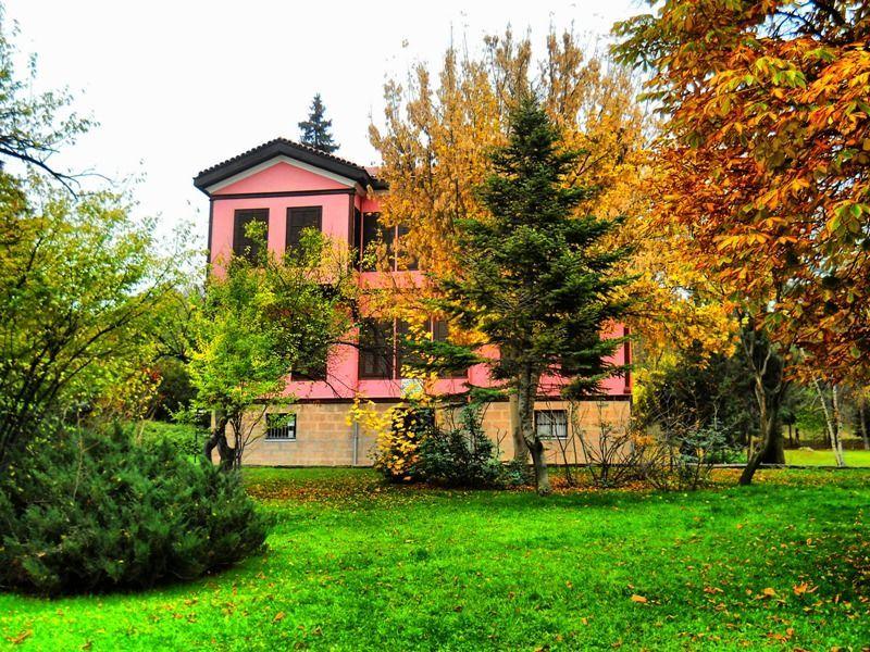 Granja y zoológico del bosque de Atatürk, Ankara