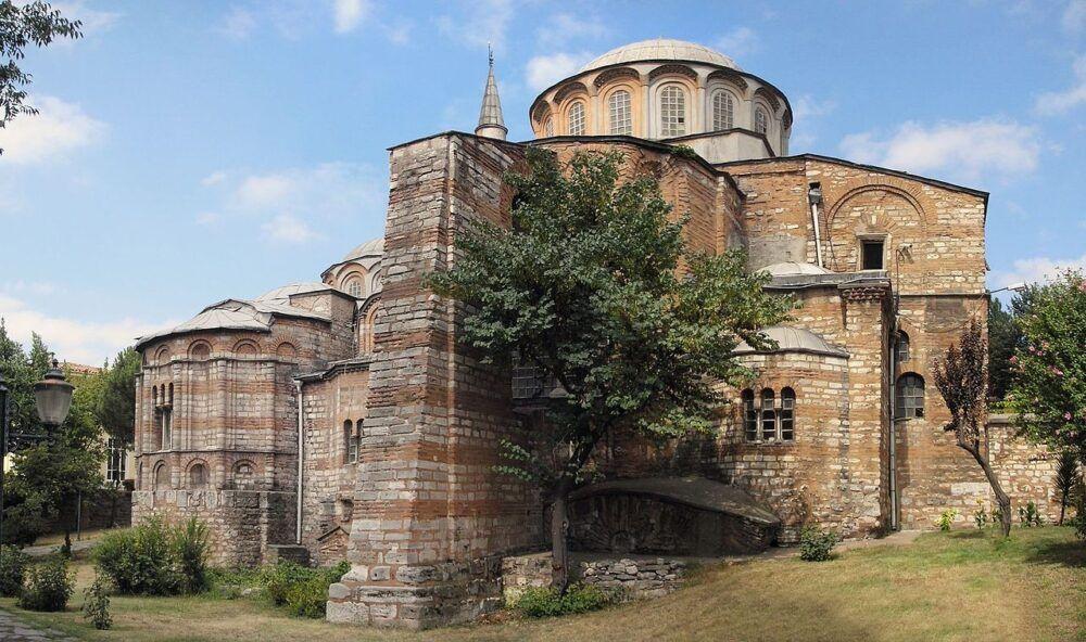 Iglesia de San Salvador de Cora, Turquía