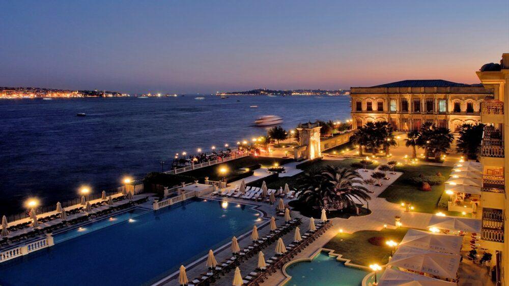 Mejores hoteles de Turquía