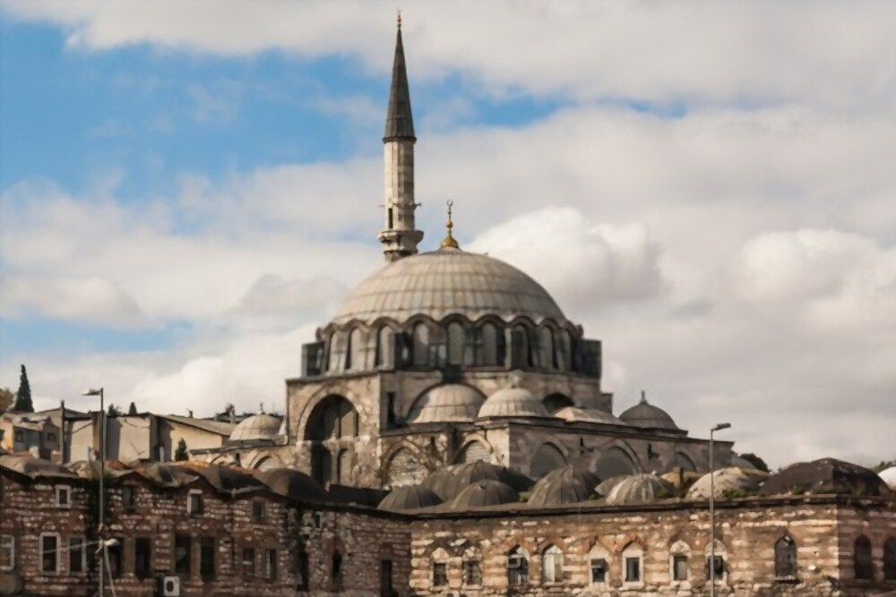 Mezquita de Rustem Pasa, Turquía