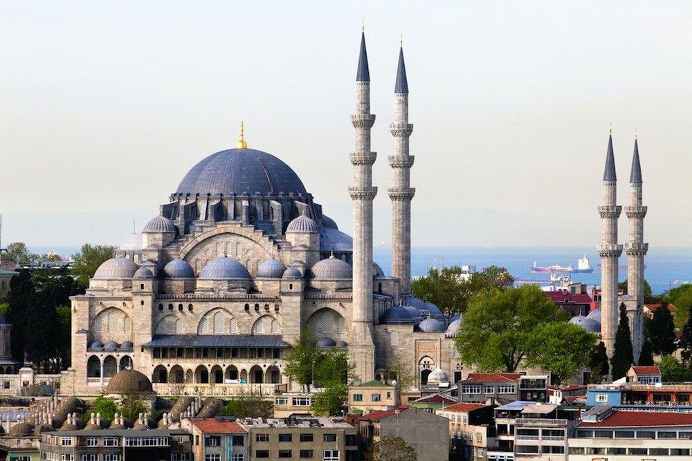 Mezquita de Solimán, Turquía
