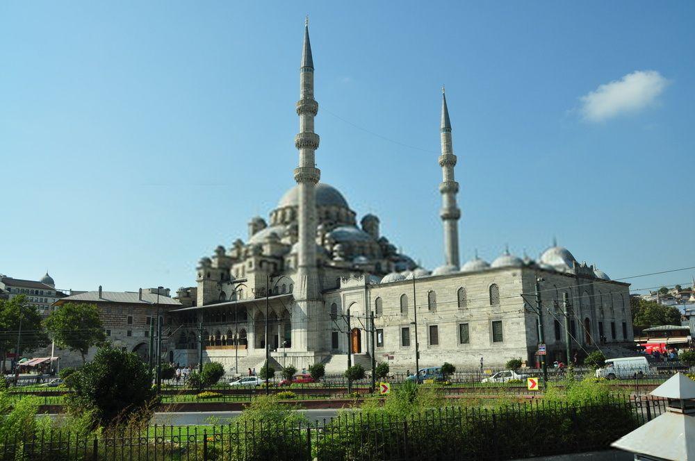 Mezquita Nueva, Turquía