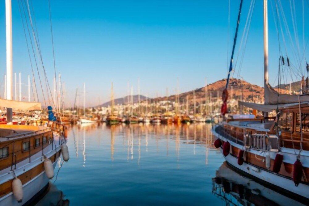 Milta Bodrum Marina, Turquía