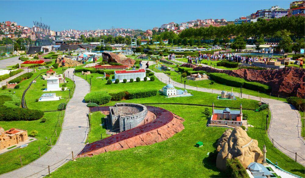 Miniaturk, Turquía