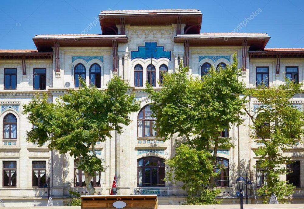 Museo de Arte Turco e Islámico, Turquía