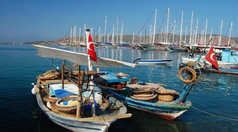 Pesca en Turquía