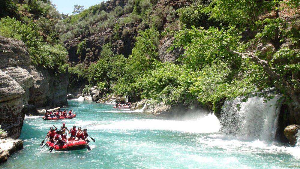 Rafting Turquía