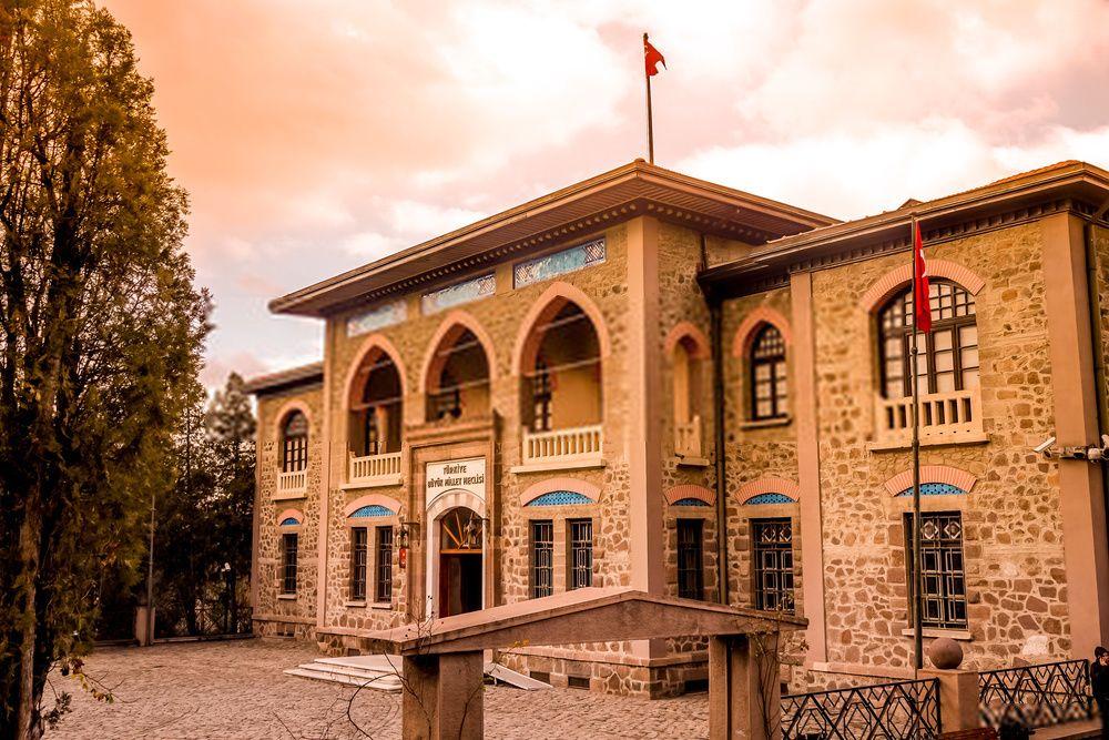 Republic Museum, Ankara