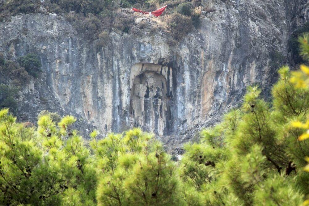 Monte Sípilo, Turquía
