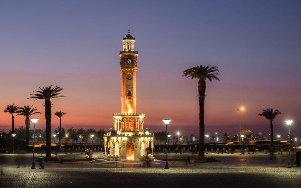 Torre del Reloj, Turquía