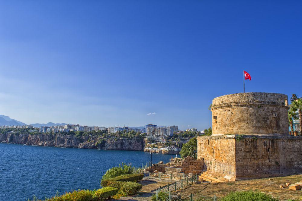 Torre Hıdırlık, Turquía