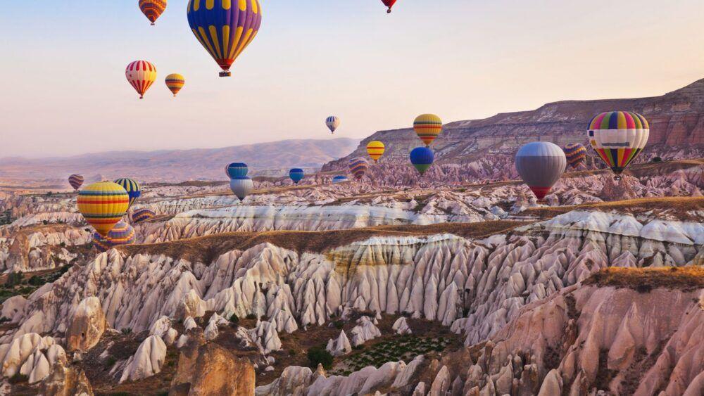 Vacaciones en Turquía