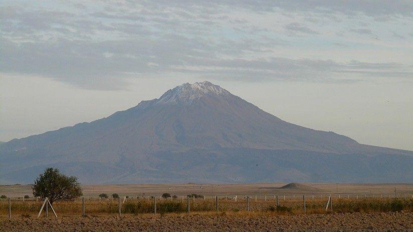 Volcán Turquía