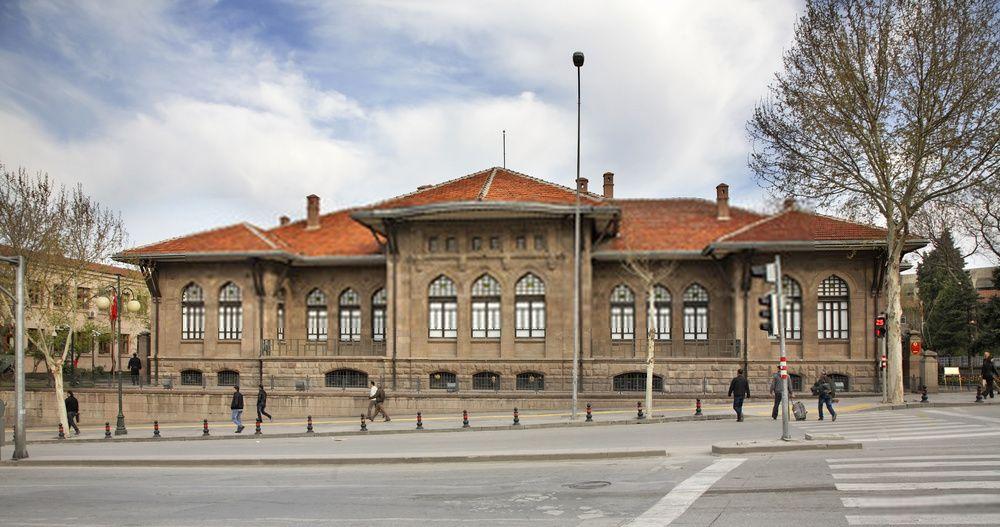 War of Independence Museum en Ankara, Turquía