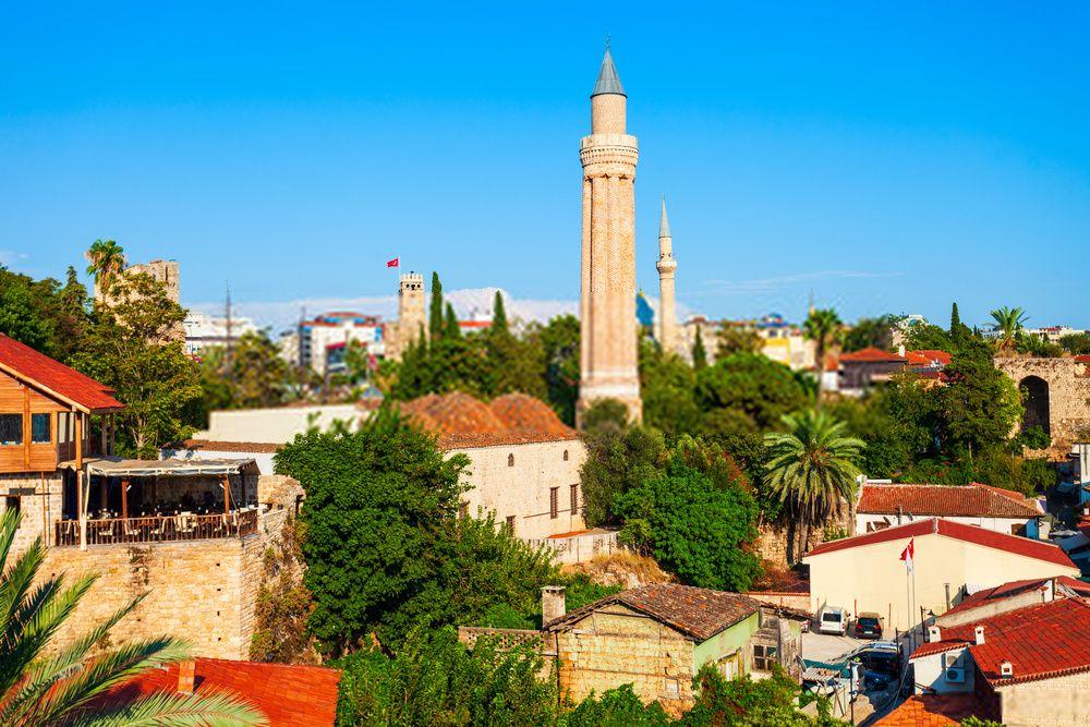 Yivliminare Mosque, Turquía