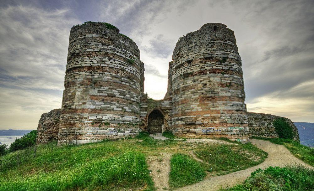Yoros Castle, Turquía